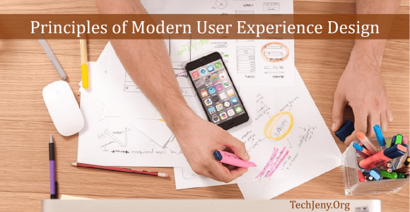 Principles of Modern User Experience Design