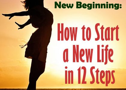 New Year New Beginning: How to Start a New Life in 12 Steps | Aha!NOW