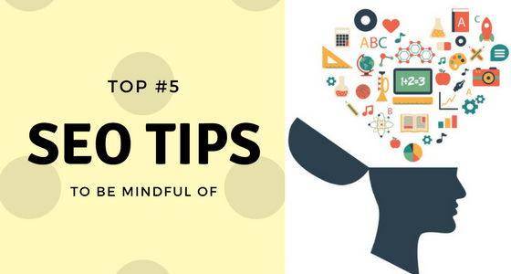 Top 5 SEO Tips | Search Engine Optimization | SEO Facts