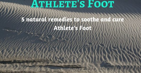 Athlete's Foot: 5 natural remedies to soothe and cure Athlete's Foot