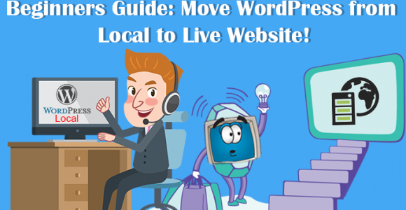 How to Move WordPress from Local to Live Website?