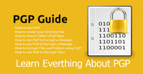 PGP Guide – How to use PGP?