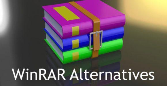 10 Best WinRAR Alternative for File Compression