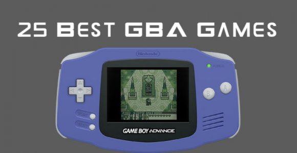 25 Best GBA Games of All Time (Game Boy Advance Games)