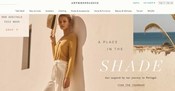10 Best Stores like Anthropologie