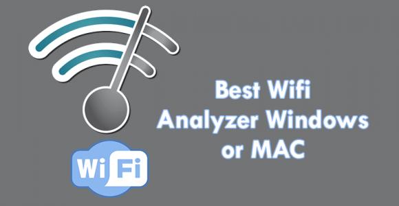10 Best Wifi Analyzer Windows or MAC