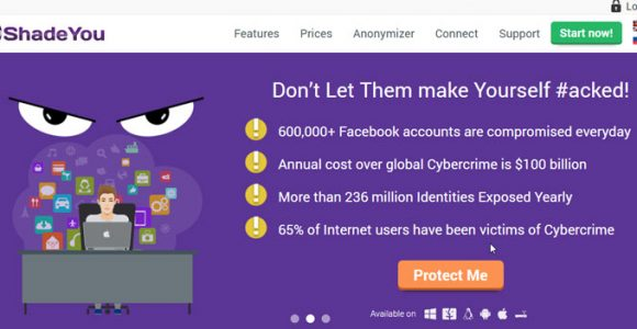 ShadeYou VPN Review: Great VPN To Surf The Web Anonymously