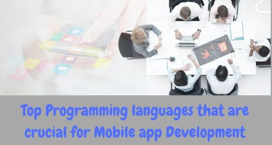 What is the best programming language for mobile app?