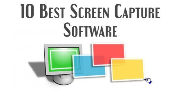 10 best screen capture software for windows