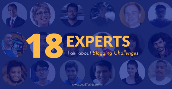 "Expert Roundup: Blogging Challenges ""Target Audience Transformation"" and ""Outranked by Authority"""