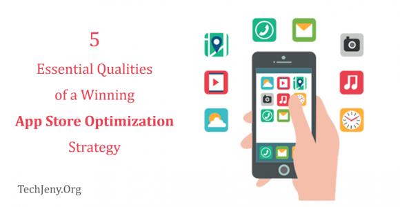 Winning App Store Optimization Strategy