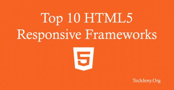 Best HTML5 Responsive Frameworks List
