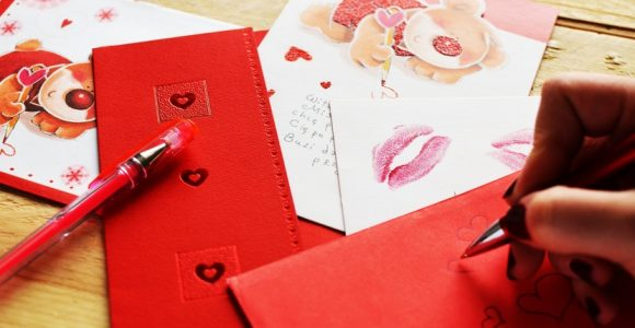 Love letters straight from your heart with sample