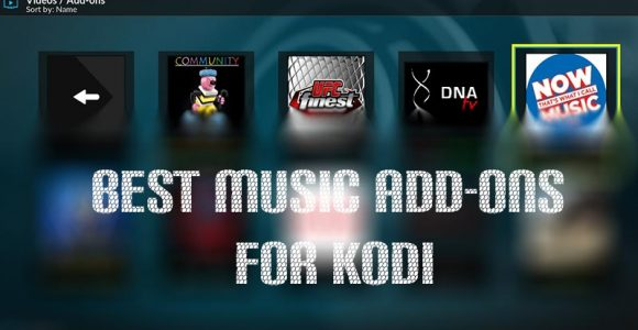 10 Best Music Add-ons for Kodi