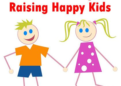 10 Essential Keys to Raising Happy Kids | Aha!NOW