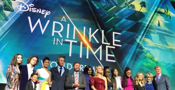 Inclusion And Representation Dominated The 'Wrinkle In Time' Premiere