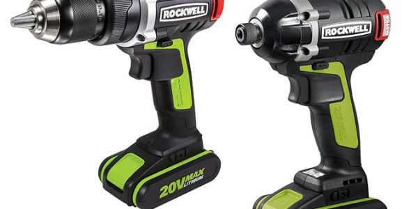 Rockwell RK2852K2 Li-ion Brushless Drill/Driver, 20V Review