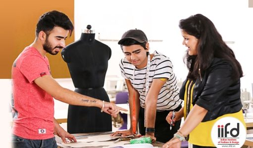 How To Get Admission In Fashion Designing Institute