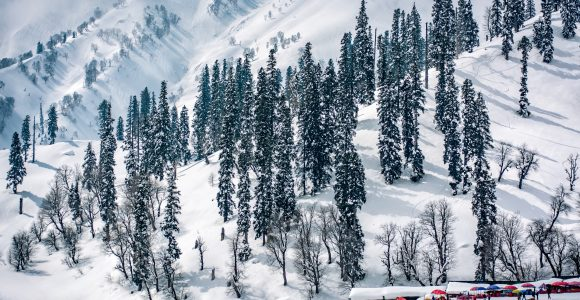 Gulmarg – Heaven on earth – Get Set Happy