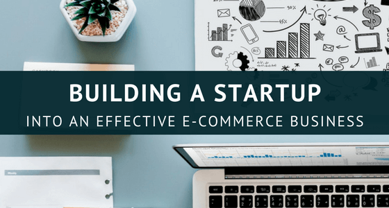 A Complete Guide: Building a Startup into a Successful eCommerce Business?
