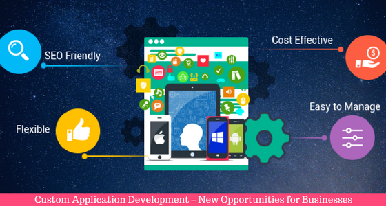 Custom Application Development – You can Take the Next Step for your Business