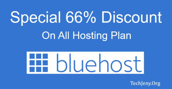 66% Off Bluehost Coupons, Promo Codes + [Free Domain]  2018
