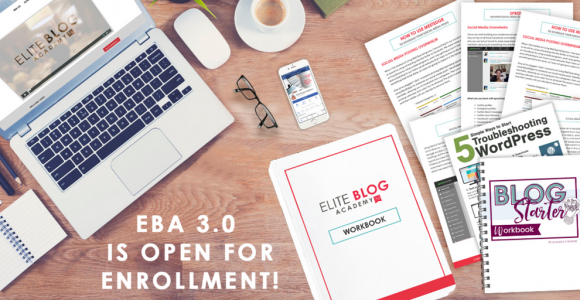 The Best Day of the Year [Elite Blog Academy Doors Open Today!]