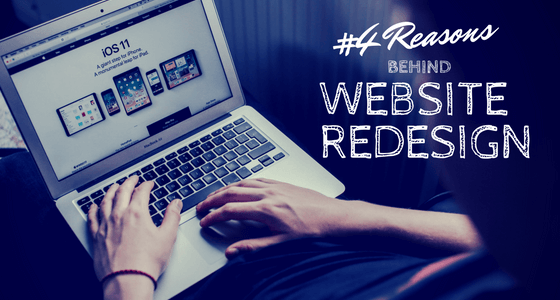 4 Important Reasons for a Website Redesign