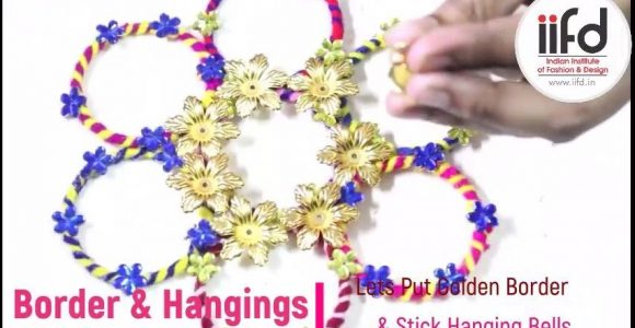 How to make use of old Bangles to decorate your home?