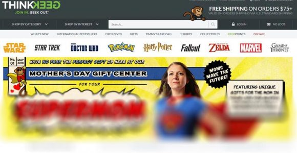10 Best Sites like ThinkGeek