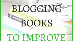 12 Best Books about Blogging to Improve Your Blog [2018]