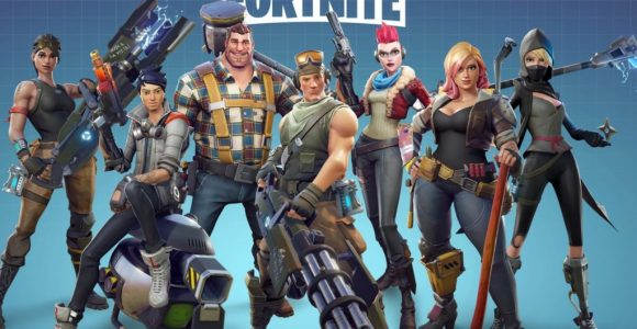 Play Fortnite Unblocked Game