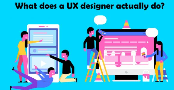 What does a UX designer actually do? – The question finally answered