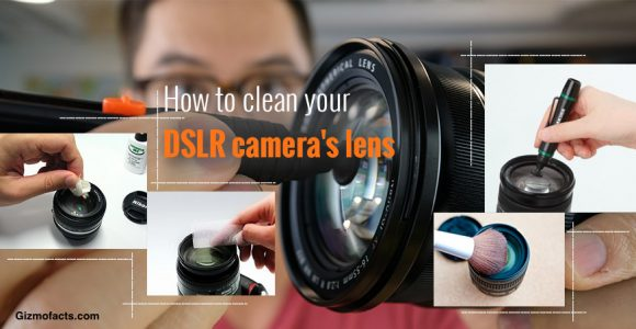 Tips to Clean DSLR Camera Lens