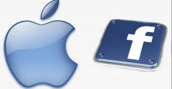 Apple hits Facebook, once again