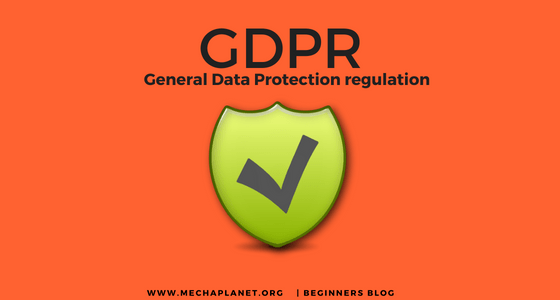 What is GDPR Compliance For Bloggers? What Should You Do Next [Actions To Take]