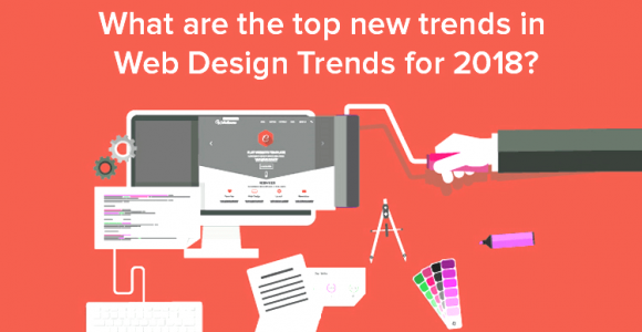 Top 10 eCommerce Web Design Trends for 2018