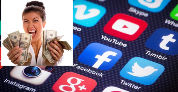 Cracked! 5 Ways to Make Money with Your Facebook and Twitter Account – 2018