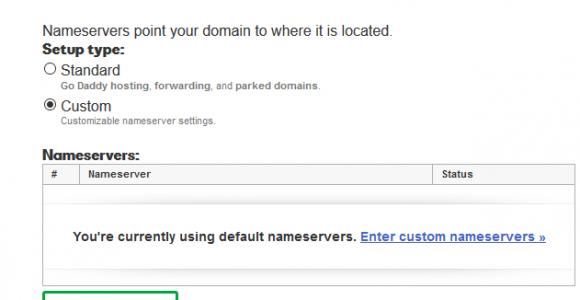 How to Point Domain from Godaddy to your WordPress blog