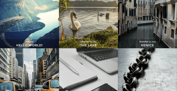 65+ Best Free Photography WordPress Themes 2018