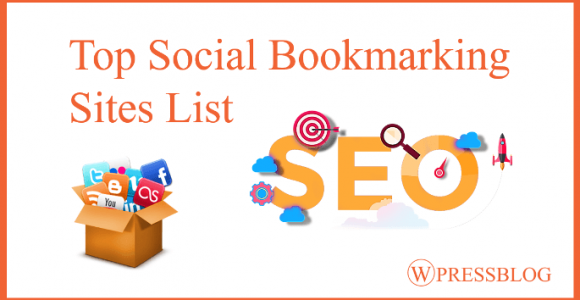 Top 300+ High PR Social bookmarking Sites List for 2018