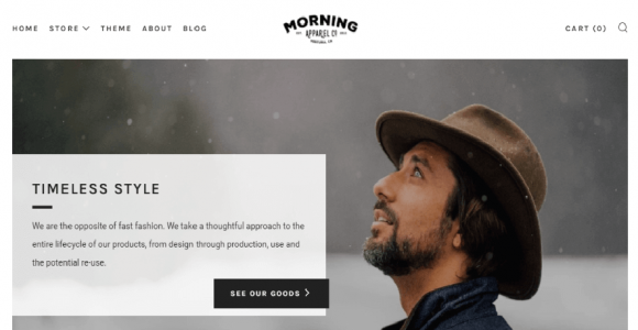 45+ Best Responsive Shopify Themes For Your Online Store 2018