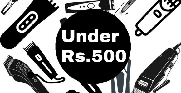 Best Trimmer to Buy in India under 500rs