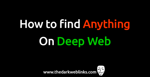 How to Find Deep Web Sites?
