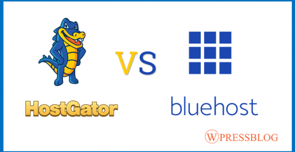 BlueHost Vs HostGator Comparison (July 2018): Which Is The Best Web Hosting?