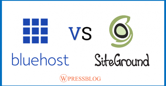 BlueHost Vs SiteGround (July 2018): Which Is The Best Web Hosting Provider?