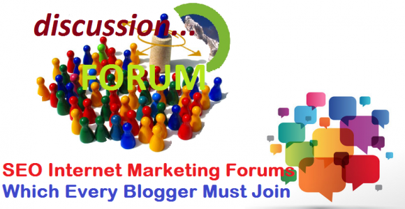 Top SEO Internet Marketing Forums Every Blogger Must Use