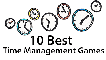 Top 10 Time Management Games