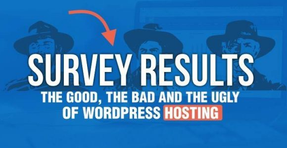 "[RESULTS] 2018 WordPress Hosting Survey – Aka ""The Good, the Bad, and the Ugly of WordPress Hosting"""