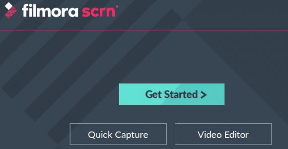 Wondershare Filmora Scrn Recorder Overview